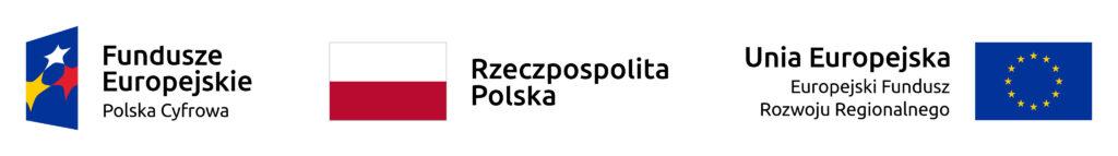 logo fundusze europejskie rzeczpospolita polska Unia Europejska